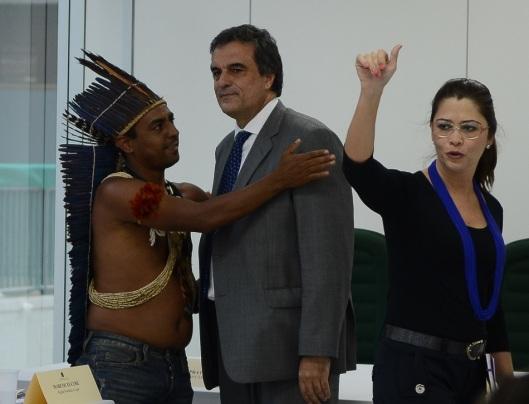 21ª reunião ordinária do Conselho Nacional de Política Indigenista