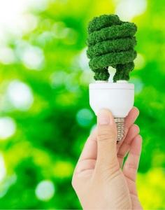 Lâmpada Sustentável