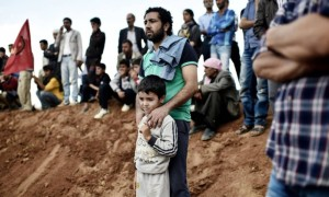 cerimonia fúnebre PKK